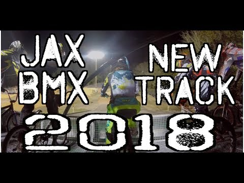 Jacksonville BMX - New Track - First Ride with Amelia