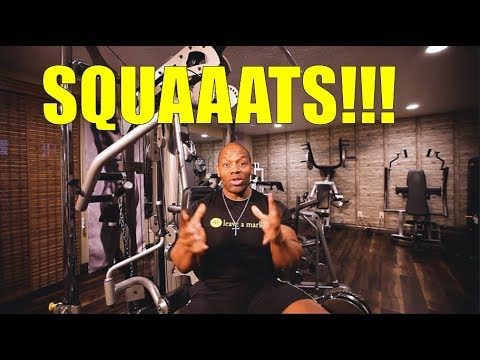 DON'T TAKE AWAY MY SQUATS!!!    [Muscle Building Truths]