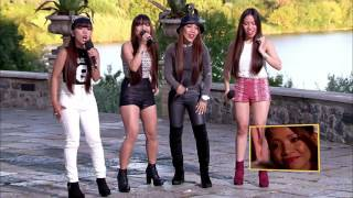 4th Impact / Power (Eminem's Love the Way you Lie) at judges' house.