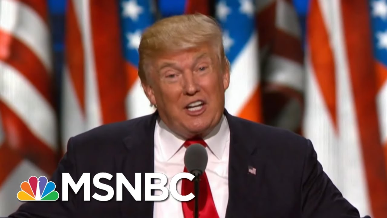 President Donald Trump: Coronavirus Will Disappear One Day 'Like A Miracle'   Deadline   MSNBC