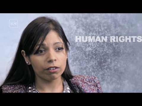 Restraint: A human rights issue
