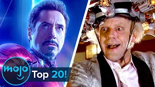 Top 20 Movie Geniuses of All Time