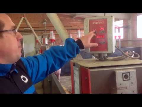 ERRA Evofeed Automatic Feeding System available from Finrone Systems Ltd