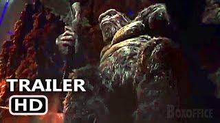 "GODZILLA VS KONG ""King Kong's Throne"" Trailer (NEW 2021) Sci-Fi Movie"