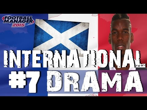 INTERNATIONAL DRAMA | Part 7 | 17-0 | Football Manager 2015