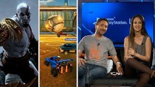 Inside PlayStation LIVE #5 vom 22. Juli 2015 Teil 2/2