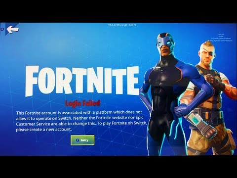 PlayStation BLOCKS Fortnite Cross-Play with Switch Angering Gamers | Stop Being Afraid Sony!