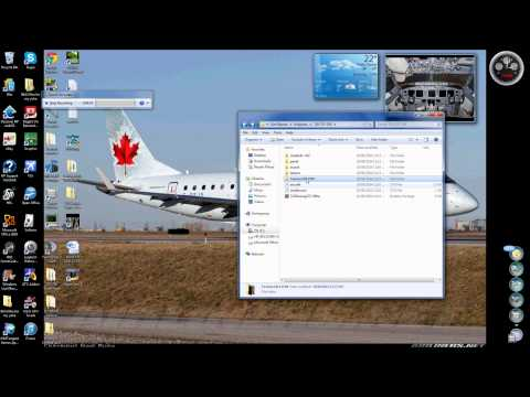 FSX how to add a VC to addon aircraft (Windows 7)