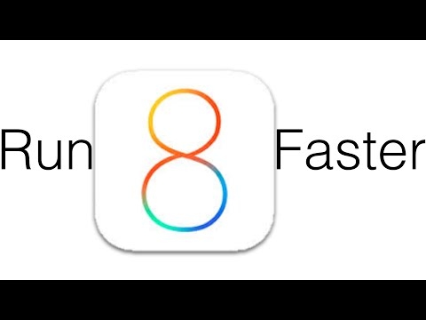 How to speed up ios 8 on iphone 4s,5,5c,ipad 2,3,4,mini,ipod touch 5 BEST!