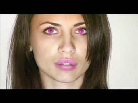 Lips and eyes color change in After Effects