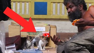 Ninja Helping the Homeless Compilation!