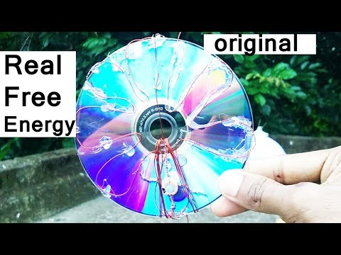 Make free energy generator practically/scientifically with 100% proof
