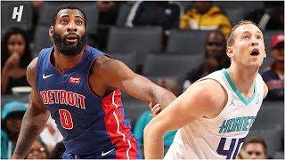 Detroit Pistons vs Charlotte Hornets - Full Game Highlights | October 16, 2019 NBA Preseason