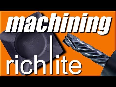 Machining a Richlite Cigar Tray! WW199