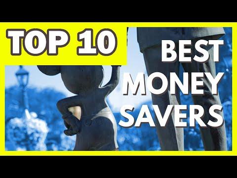 Best ways to save money at Disneyland | Fresh Baked Top 10