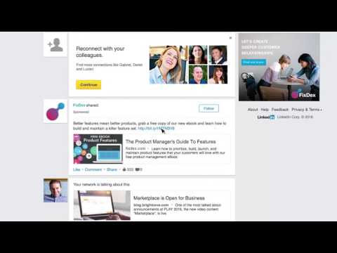Get Started with LinkedIn Conversion Tracking