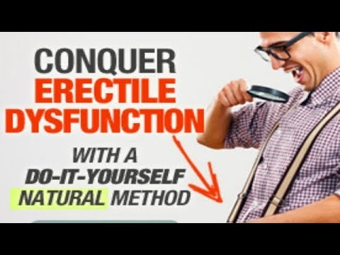 Erectile Dysfunction In Men - How To Get Strong and Stable