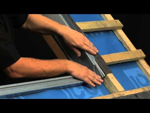 Velux New Generation Recessed Installation In Slate