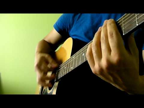 How to Strum a Guitar Without a Pick (Beginner Lesson)