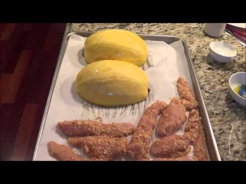 Low Carb Chicken Parmesan Spaghetti Squash