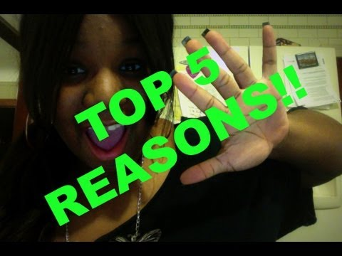 TOP 5 REASONS TO LEAVE A RELATIONSHIP