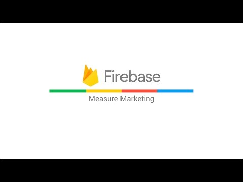 Marketing campaigns in Firebase Analytics