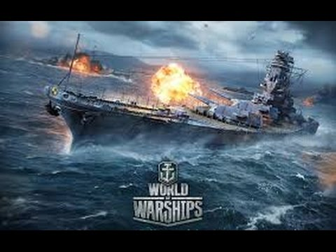 World of warship- 2 -( Best game ) Chestrer VS Dresden