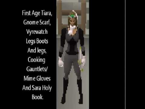 Members Runescape Girl Outfits 2013 !