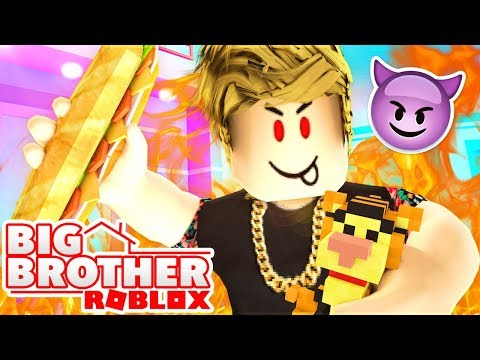 EVIL VILLAIN RULES THE HOUSE in ROBLOX BIG BROTHER! | Episode 2 (Season 2)