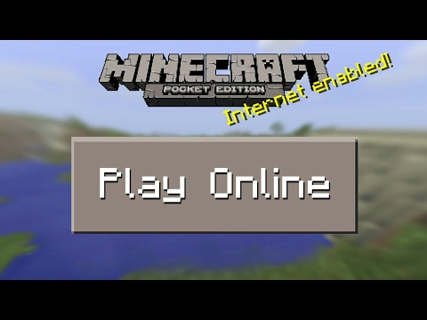 How To Download MineCraft PE Pocket Edition Multiplayer On Android