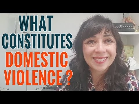 What Constitutes Domestic Violence in Child Custody Cases?