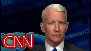 Anderson Cooper rips Trump for his handling of family separations