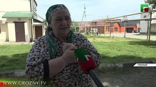 В преддверии праздника Ид-аль-Фитр на улицах Грозного прошли субботники