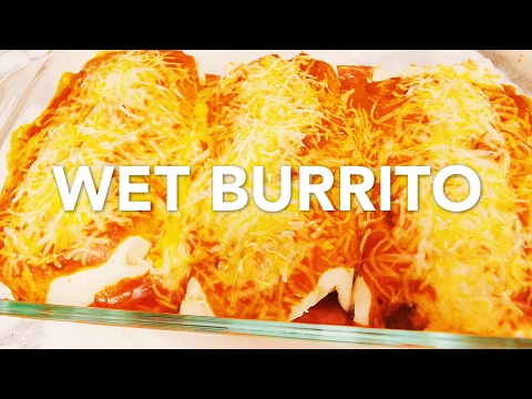 Wet Burrito Recipe