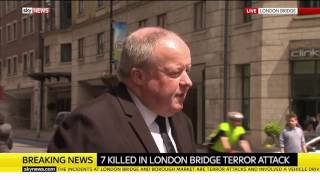 (Sky News) UK Governement are Lying About Extra Armed Police
