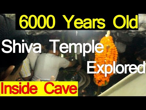 Documentary: 6000 Years Old Ancient Shiva Temple Explored Inside Cave