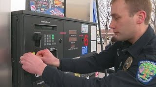 Police Work To Curb Gas Station Credit Card Skimming