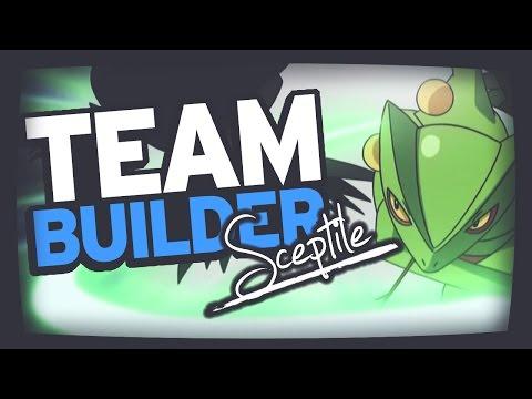 Pokemon Team Building | Ruby Sapphire & Emerald | Treeko, Grovyle & Sceptile