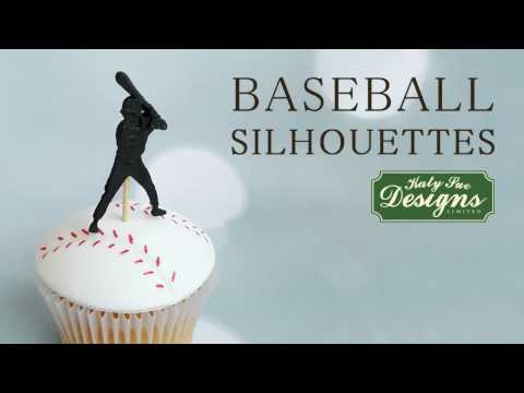Baseball Cake Decorating Mould