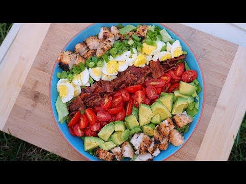Cobb Salad Recipe & Creamy Blue Cheese Dressing | Episode 120