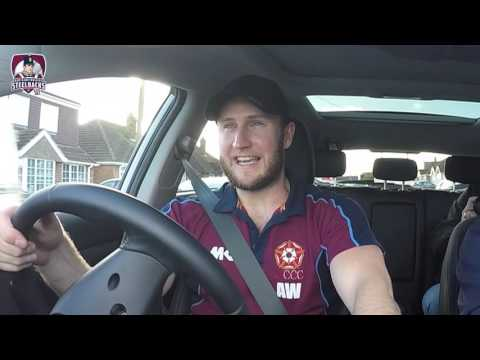 Steelbacks TV Carpool Karaoke!