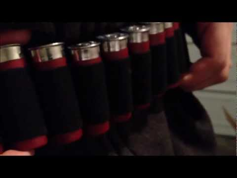 Allen Shotgun Shell Belt Review - Cheap Shotshell Belt - Extra Storage