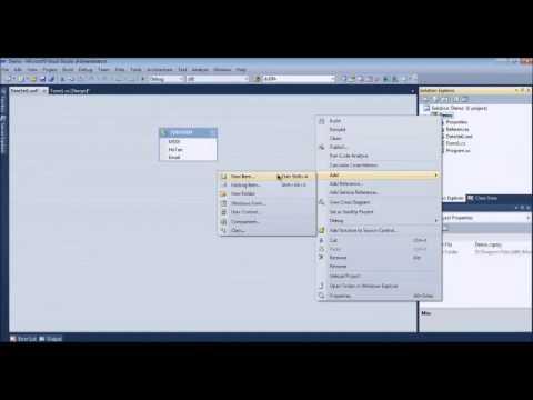Crystal Reports in Microsoft Visual Studio 2010 (Code Mode)