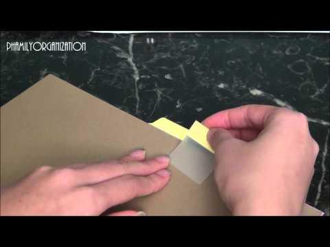 DIY Planner/ Agenda
