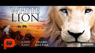 White Lion (Full Movie) - young african boy befriends lion cub