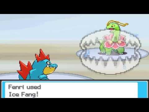 Pokemon Soul Silver - Final Rival Battle