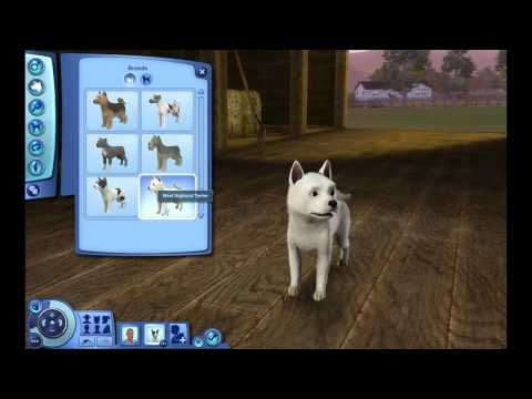 The Sims 3 Pets: Dog Breeds