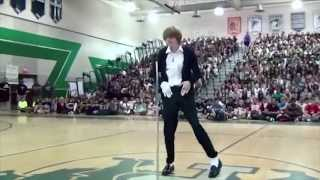 Kid Wins Talent Show Dancing to Michael Jackson