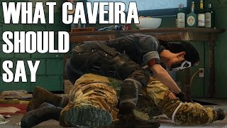 What Caveira Should Say During Interrogations - Rainbow Six Siege