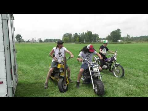 2017 Portland Indiana Vintage Motor Bike Show - with Taryl Fixes All